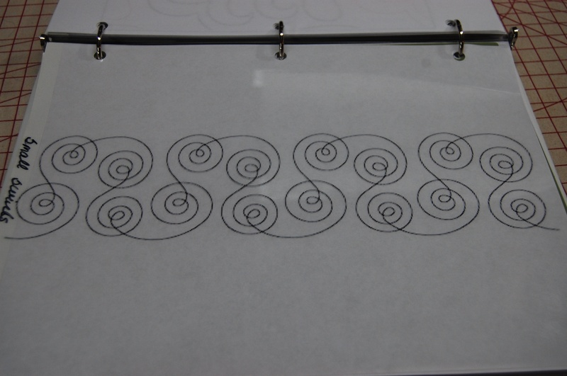 Small Swirls $.025